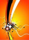 抽象0029,抽象,欧美花纹元素,彩色背景