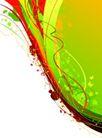 抽象0032,抽象,欧美花纹元素,
