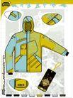 服装0017,服装,欧美花纹元素,衣饰 外套
