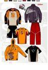 服装0032,服装,欧美花纹元素,运动服饰 男式运动服