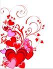 红心0030,红心,欧美花纹元素,红心