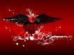 红心0034,红心,欧美花纹元素,