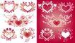 红心0041,红心,欧美花纹元素,