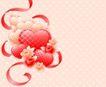 红心0073,红心,欧美花纹元素,温馨红心