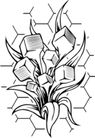 花饰1028,花饰,欧美花纹元素,
