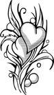 花饰1033,花饰,欧美花纹元素,