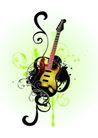 音乐0066,音乐,欧美花纹元素,装饰图
