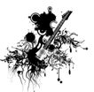 音乐0068,音乐,欧美花纹元素,时尚图纹