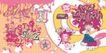 儿童时装纹饰0047,儿童时装纹饰,花纹图案,