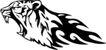 动物火焰0146,动物火焰,花纹图案,