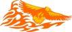 动物火焰0149,动物火焰,花纹图案,