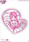 宝贝公主图案0100,宝贝公主图案,花纹图案,