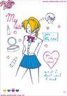 宝贝公主图案0101,宝贝公主图案,花纹图案,