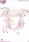 宝贝公主图案0116,宝贝公主图案,花纹图案,