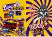 新潮运动服饰0025,新潮运动服饰,花纹图案,卡通画