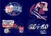新潮运动服饰0026,新潮运动服饰,花纹图案,平面设计