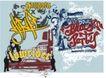 流行动感纹饰0043,流行动感纹饰,花纹图案,