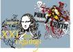 流行动感纹饰0052,流行动感纹饰,花纹图案,图纺设计 女子头像
