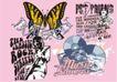 流行动感纹饰0089,流行动感纹饰,花纹图案,