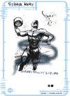 男性流行图案0018,男性流行图案,花纹图案,打篮球