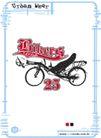 男性流行图案0026,男性流行图案,花纹图案,自行车