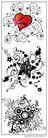线条花纹0103,线条花纹,花纹图案,