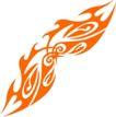 经典部落纹饰0166,经典部落纹饰,花纹图案,