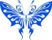 蝴蝶纹饰0008,蝴蝶纹饰,花纹图案,生物