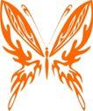 蝴蝶纹饰0023,蝴蝶纹饰,花纹图案,金蝶