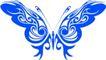 蝴蝶纹饰0028,蝴蝶纹饰,花纹图案,蝴蝶纹理