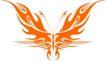 蝴蝶纹饰0044,蝴蝶纹饰,花纹图案,