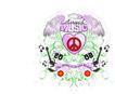 音乐摇滚元素0059,音乐摇滚元素,花纹图案,可爱图片