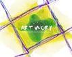墨迹浓重花纹0023,墨迹浓重花纹,花纹背景,