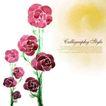 植物花纹0014,植物花纹,花纹背景,