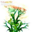 植物花纹0019,植物花纹,花纹背景,