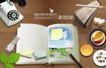 创意设计专辑030021,创意设计专辑03,创意设计,手表 书页 电话机