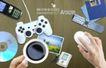 创意设计专辑030033,创意设计专辑03,创意设计,遥控器 鼠标 碟片