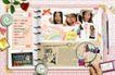 创意设计专辑030041,创意设计专辑03,创意设计,棒棒糖 放大镜 女孩