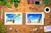 创意设计专辑030044,创意设计专辑03,创意设计,绿叶 风景照