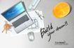 创意设计专辑030050,创意设计专辑03,创意设计,设计图纸 电脑制图 橙色桔片
