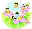 卡通动物0025,卡通动物,卡通,小蜜蜂