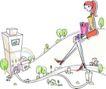 卡通时尚女性0036,卡通时尚女性,卡通,