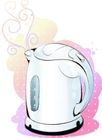卡通电器物件0029,卡通电器物件,卡通,开水壶