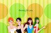 女性花纹0036,女性花纹,女性生活,
