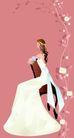 婚礼女性0023,婚礼女性,女性生活,坐在椅子上