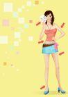 打扮女性0021,打扮女性,女性生活,长腿美女