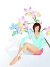 打扮女性0046,打扮女性,女性生活,花枝 美腿 高跟鞋