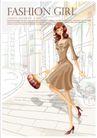 购物女性0018,购物女性,女性生活,俏丽身影