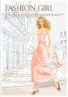 购物女性0028,购物女性,女性生活,飘逸连衣裙