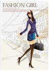 购物女性0030,购物女性,女性生活,街头逛街